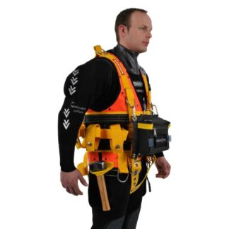 Northern Diver 1000kg R-Vest Harness with Hard Mount