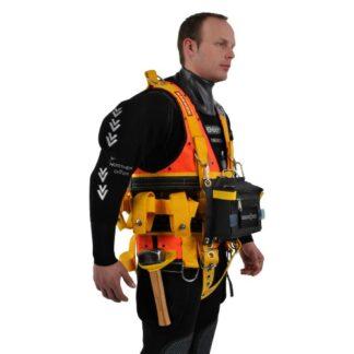 Northern Diver 1000kg R-Vest Harness with Hard Mount