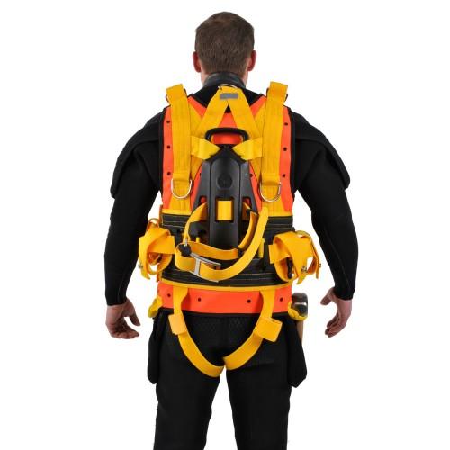 Northern Diver 1000kg R-Vest Harness with Hard Mount for ...