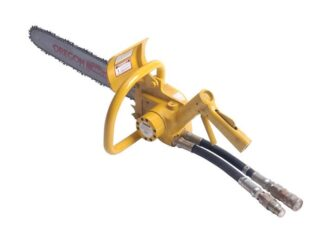Stanley Hydraulic Underwater Chainsaws CS06