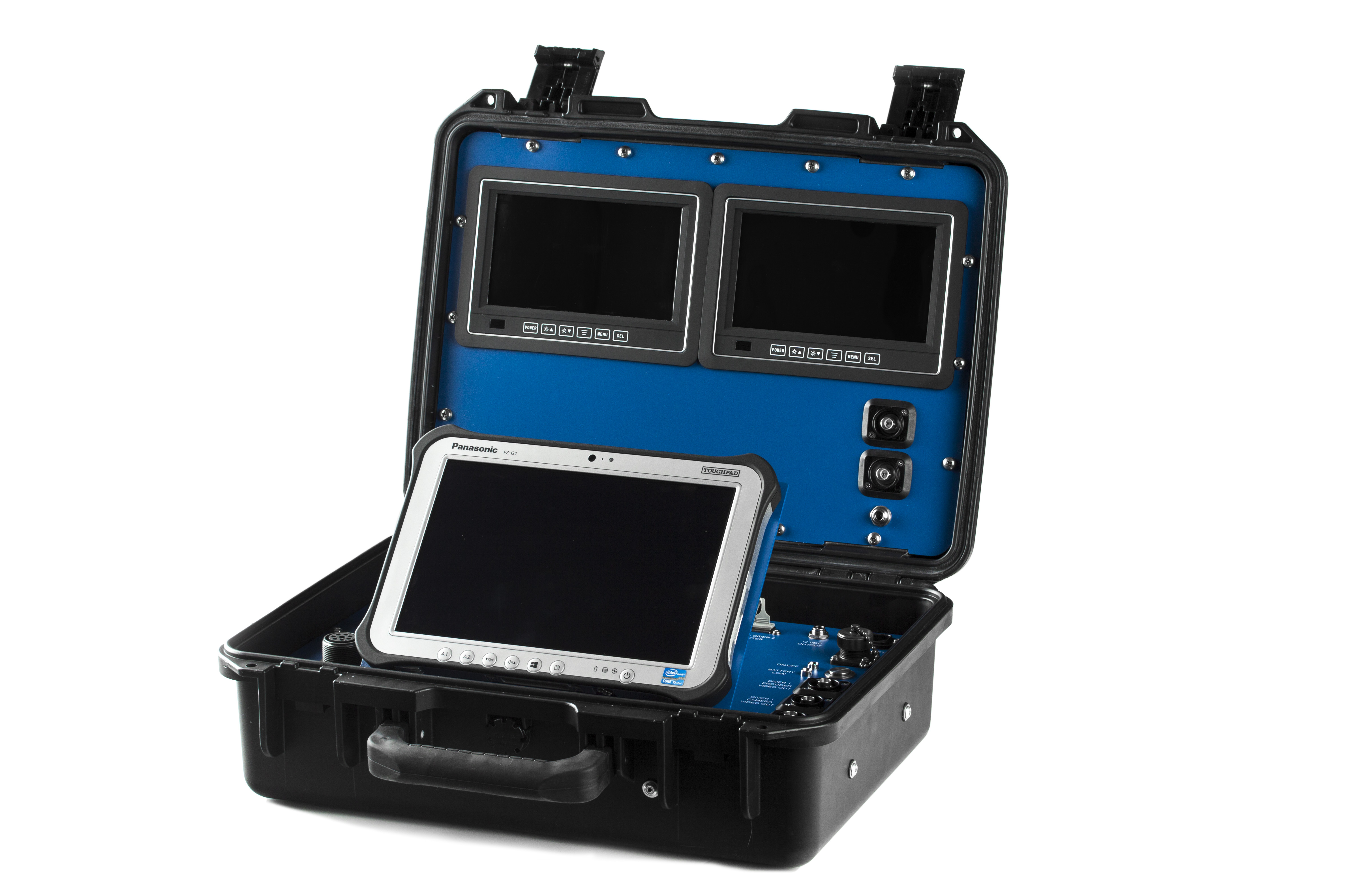 Axview 2v p portable subsea video depth recording system - Dive system shop ...